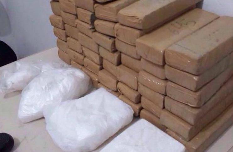drogas apreendidas em itajai