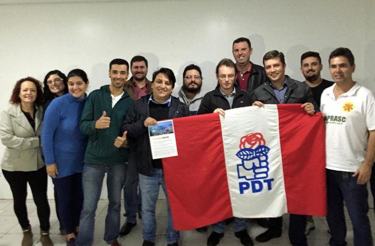 Adesão PDT