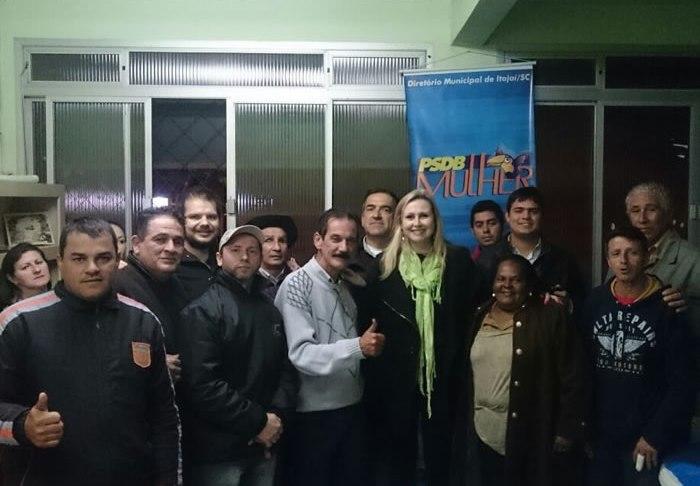 PTC apoia PSDB