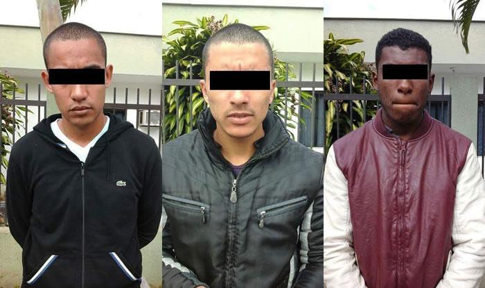 trio de ladrões