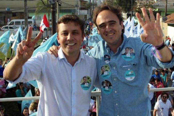 Fabrício Oliveira (PSB) aparece com 40,99% das intenções de voto na pesquisa espontânea.