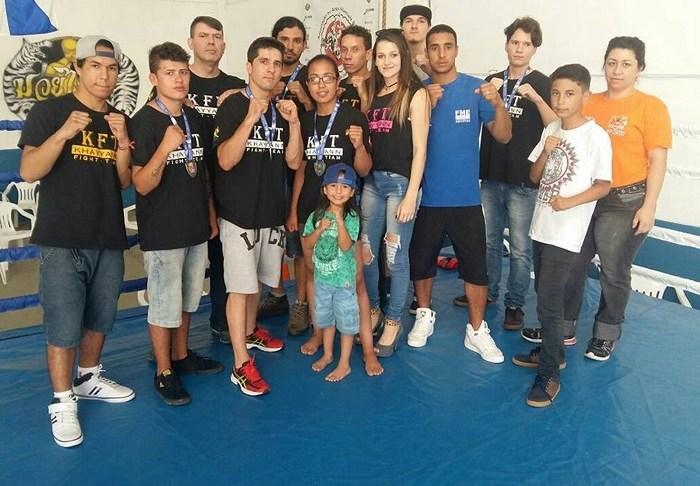 2º Open de Muay Thai 10 31 Fotos Divulgação 1 1