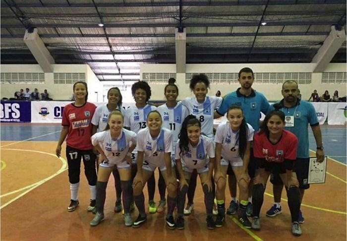 Taça Brasil de futsal feminino sub 17 03 11 2016 foto divulgação cbfs 2