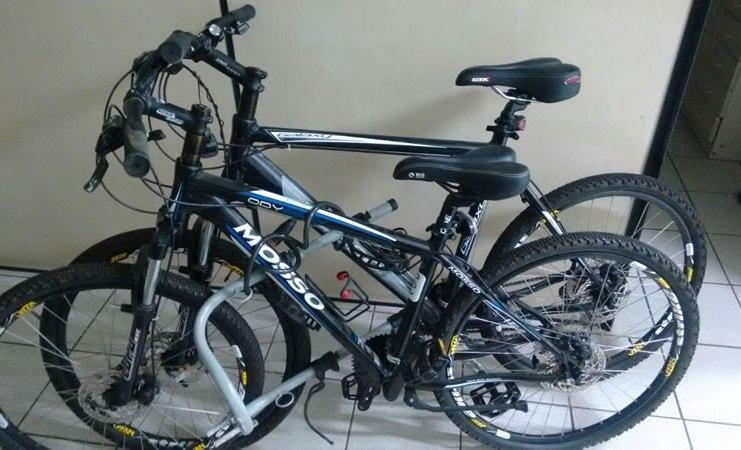bicicletas furtadas