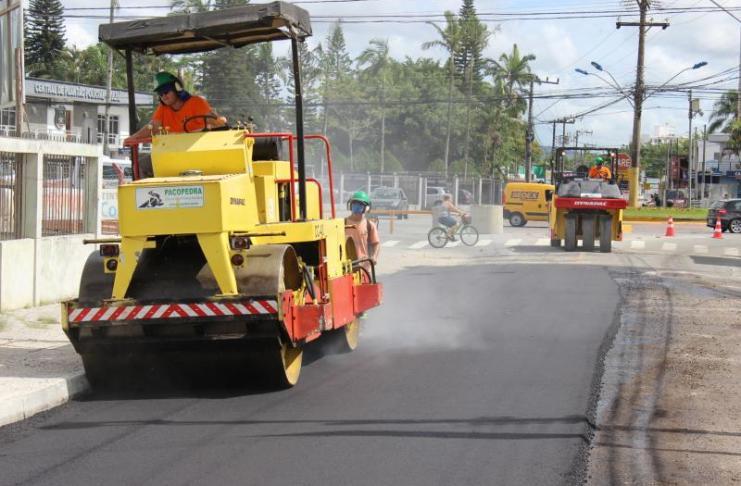 Concluídas obras e trânsito liberado na José Pereira Liberato