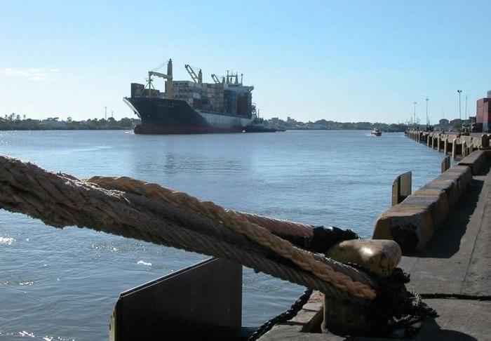 complexo portuario