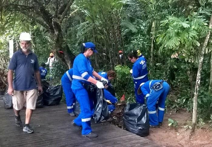 Operação Concentrada Pontal Norte Sec Obras 4