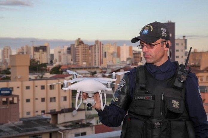 Famai adquire drone para auxiliar em vistorias ambientais