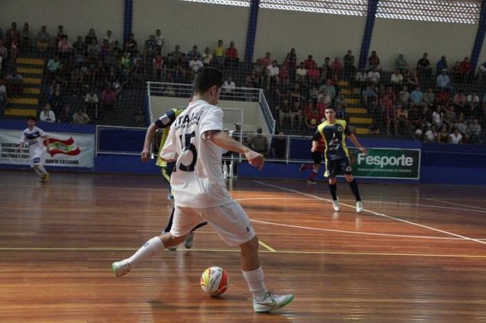 Itajaí participa da etapa seletiva dos Joguinhos Abertos de Santa Catarina 1