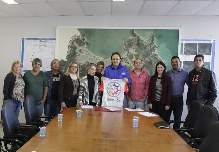 Reunião ARTCA Ass Vendedores Ambulantes