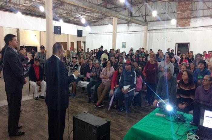 Secretaria de Habitação apresenta Lar Legal no Rio Bonito