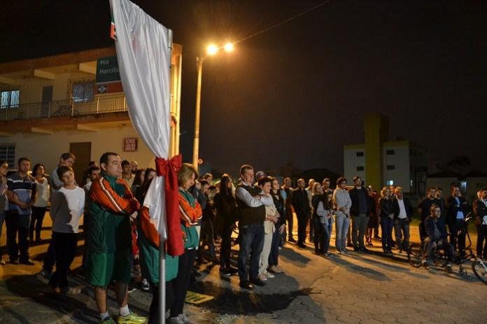 Emoção e homenagens marcam a entrega da Rua Jair Gervasio Gica à comunidade