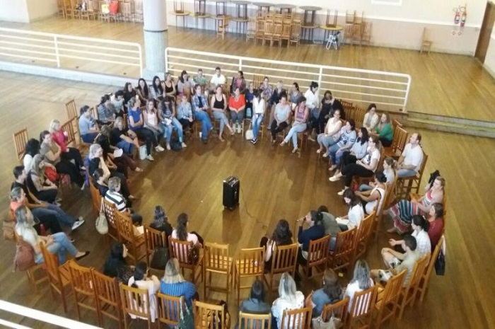 Itajaí forma 60 terapeutas comunitários integrativos
