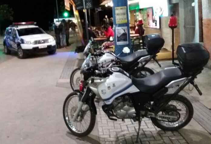 OPERAÇÃO DE SATURAÇÃO GUARDA MUNICIPAL