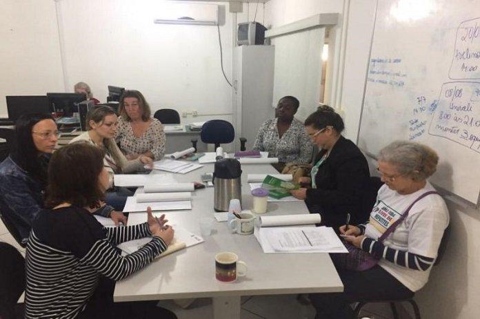 Reunião discute ampliação do monitoramento de doenças diarreicas no município