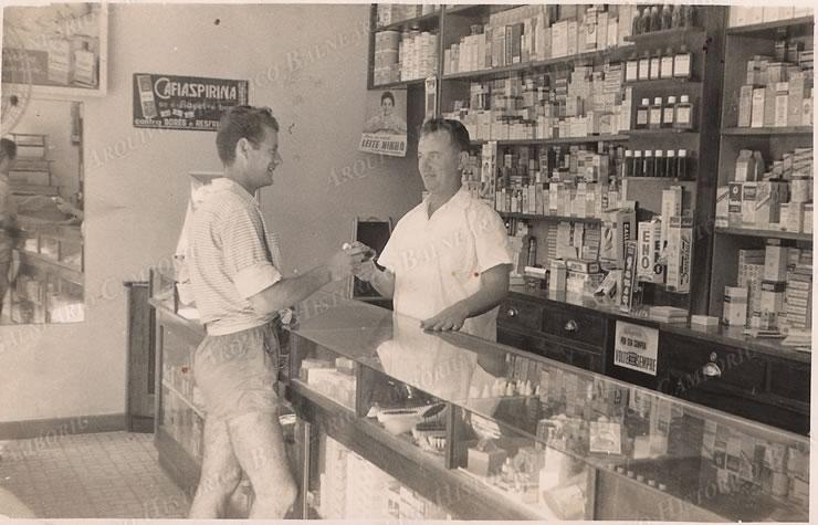 178 Olávio Mafra Cardoso Farmácia Central 1957