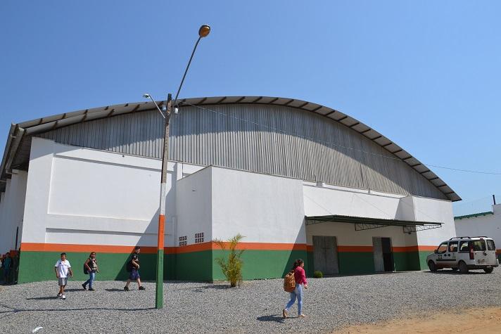 Ginásio de Esportes do Conde Vila Verde será reaberto à comunidade no sábado