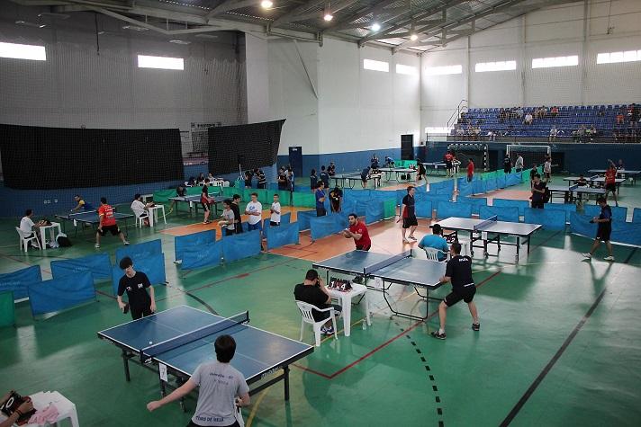 Tenis mesa Foto Arquivo FME 2