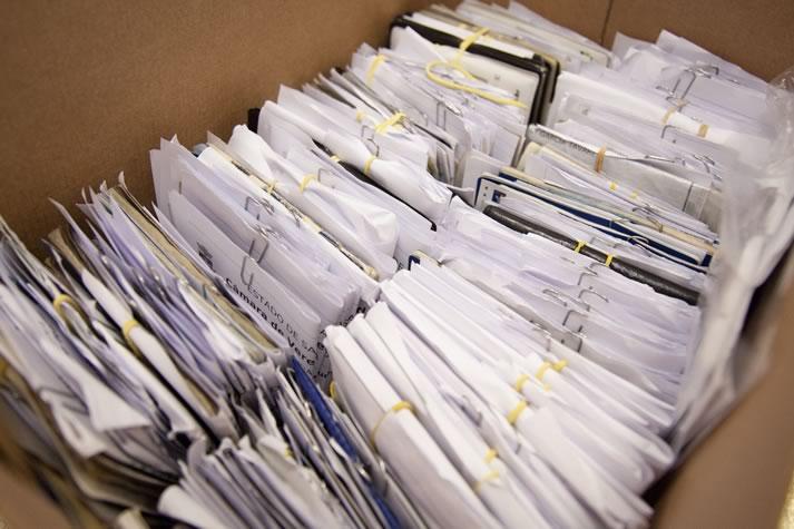 documentos perdidos