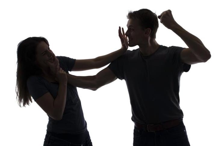 violencia domestica agressão