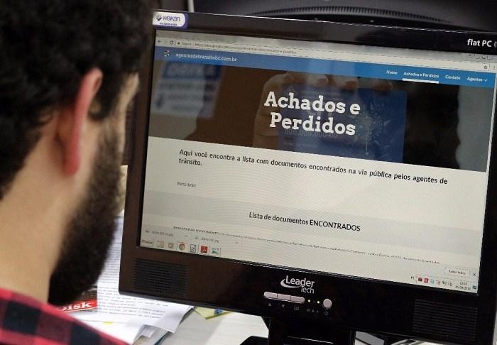 ACHADOS E PERDIDOS COMUNICAÇÃO