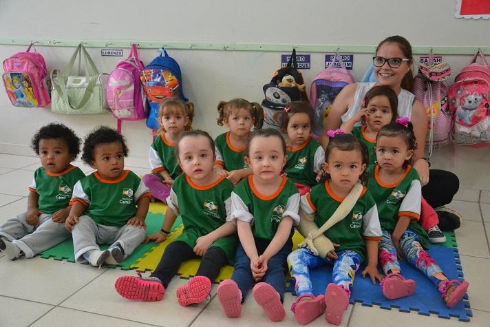 Creche de Camboriú tem cinco pares de gêmeos matriculados