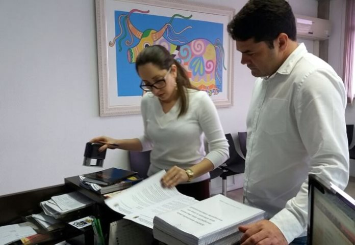 Protocolo Abaixo assinado 1