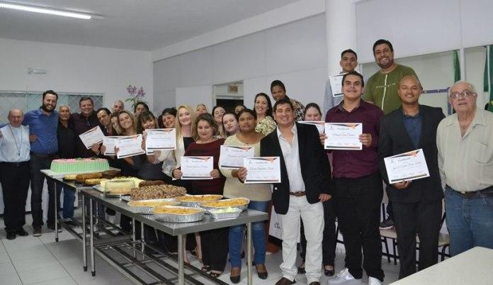 curso de Panificação e Confeitaria em Camboriú