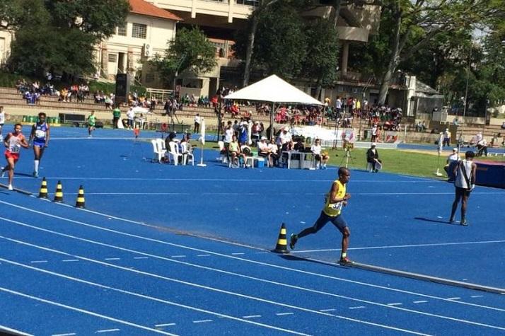 Atletismo de Itajaí participa do Campeonato Brasileiro
