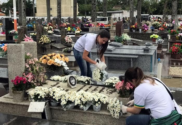 cemitério de Camboriú