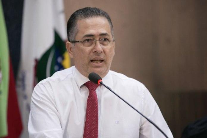 Vereador Edson Lapa