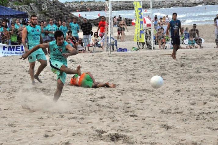beach soccer itajai