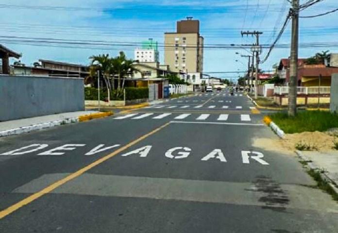 Codetran realiza revitalizações em quatro bairros de Itajaí edited