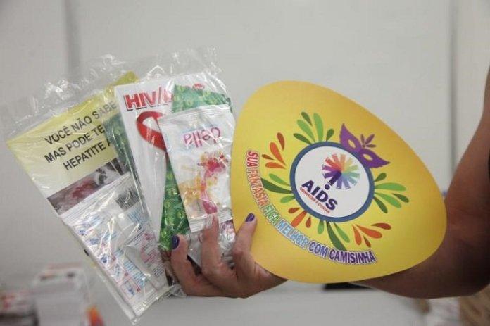 Secretaria de Saúde de Itajaí vai orientar foliões sobre as ISTs durante o Carnaval
