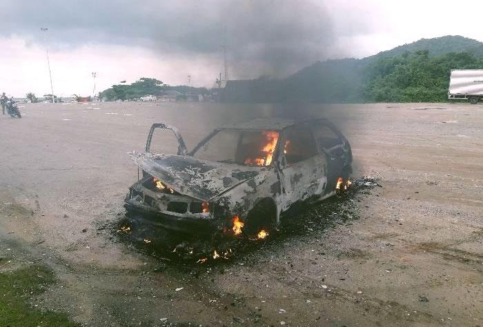 carro fogo