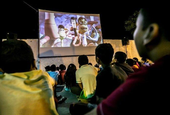 Camboriú recebe cinema itinerante voltado para o público infantil no dia 5 de maio