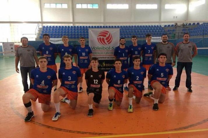 Itajaí recebe Catarinense de Voleibol Infanto Masculino até domingo