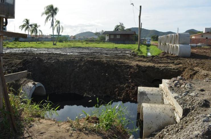 Murta recebe drenagem pavimentação e extensão de rua