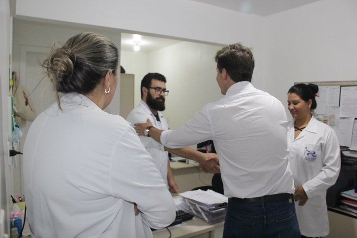 Saúde Gabinete Itinerante Barra Ivan Rupp 19 04 2018 32