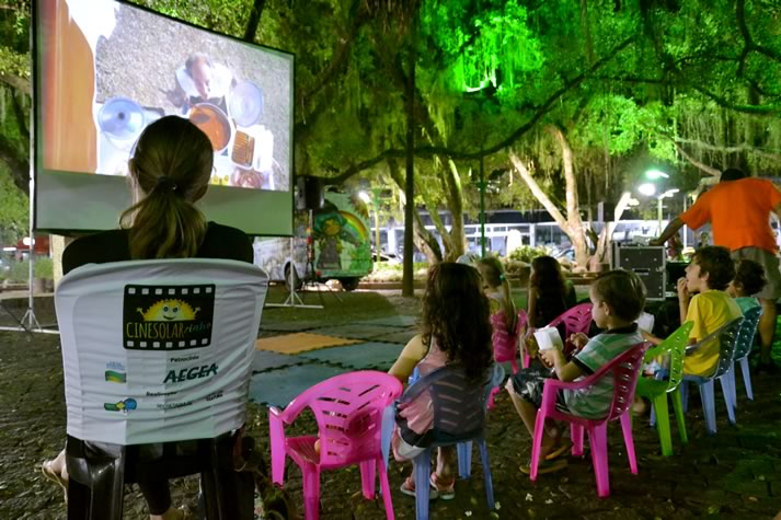 projeto Cinesolarzinho