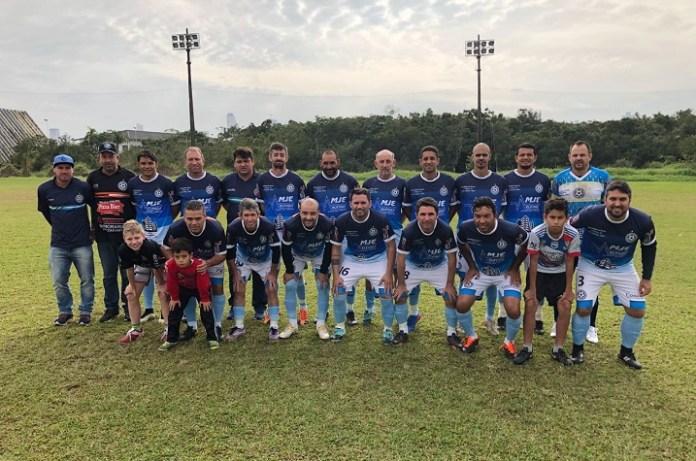Ponte Pênsil x Balneário Camboriú são os finalistas do Campeonato Veterano