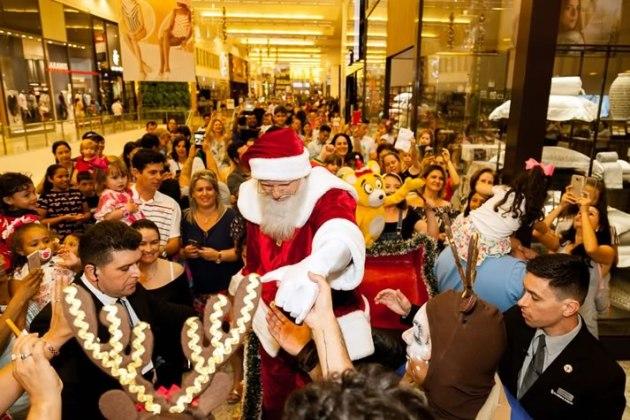 chegada do Papai Noel 4