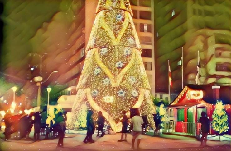 praça natal