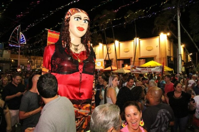carnaval itajai