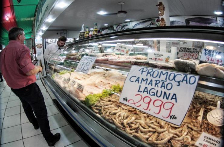 Mercado do Peixe atende em horário especial na Semana Santa