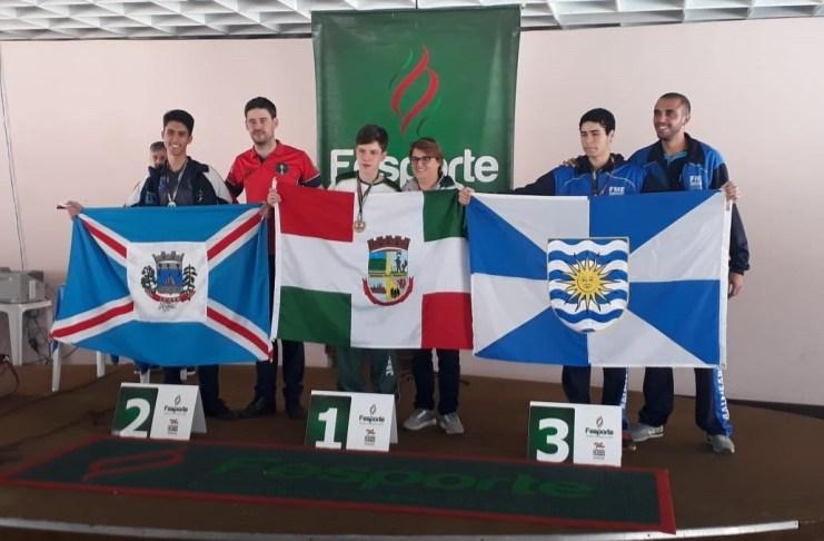 Atletas de BC conquistam mais premiações nos Joguinhos Abertos 2019
