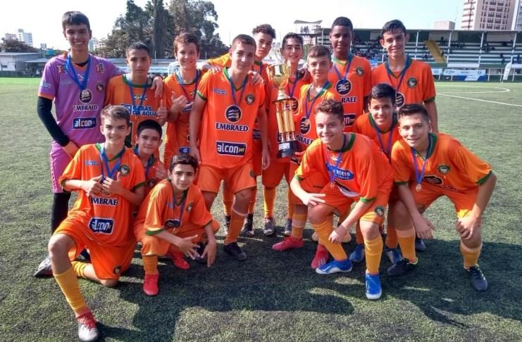 Categorias de base do Camboriú Futebol Clube se destacam em torneios internacionais
