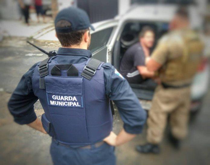 Guarda Municipal dá apoio em condução por embriaguez ao volante