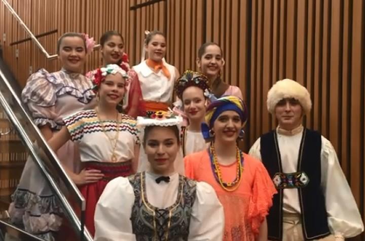 Show musical Colégio Anchieta