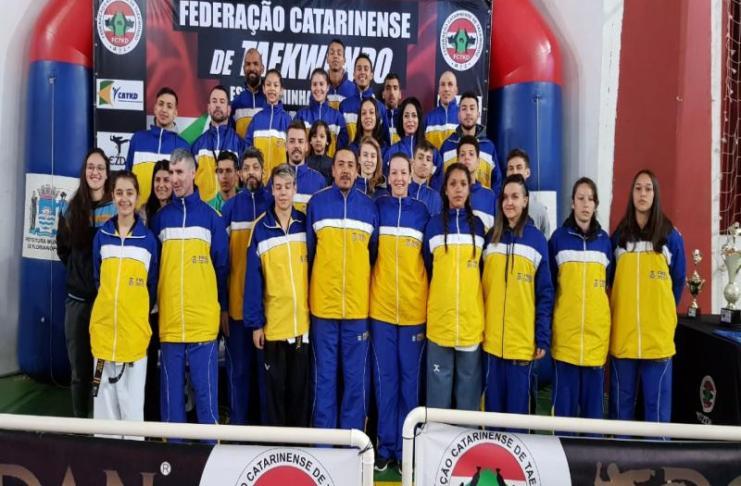 Taekwondo de Itajaí conquista vaga em Campeonato Brasileiro